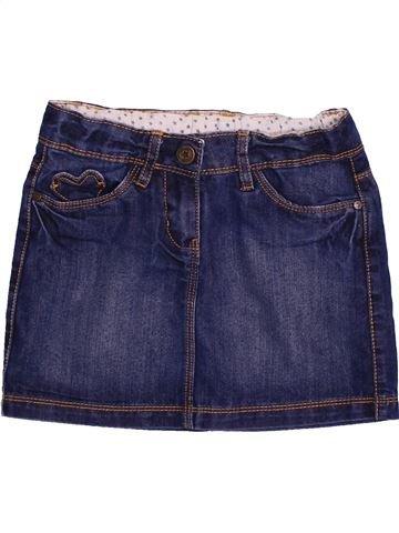 Falda niña TAPE À L'OEIL azul 6 años invierno #1499412_1