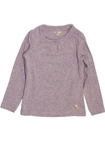 Camiseta de manga larga niña ORCHESTRA violeta 3 años invierno #1499546_1
