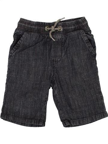 Short-Bermudas niño NEXT negro 6 años verano #1499566_1