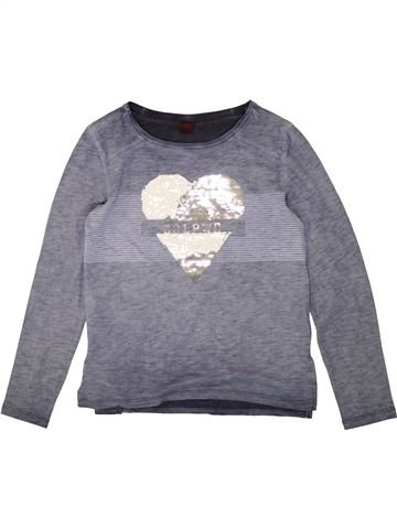 T-shirt manches longues fille S.OLIVER gris 12 ans hiver #1499577_1