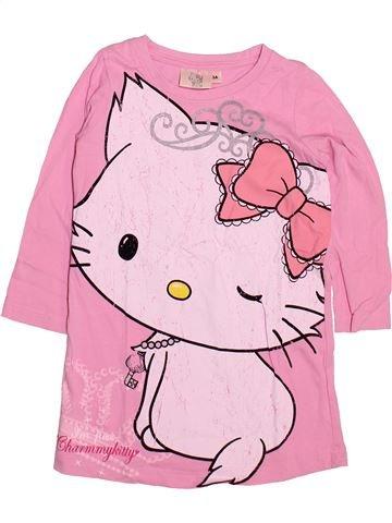 Camisón niña HELLO KITTY rosa 3 años verano #1499611_1