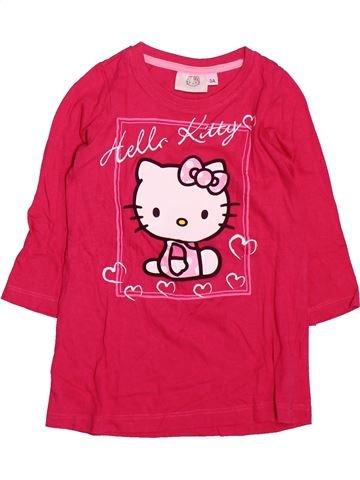 Camisón niña HELLO KITTY rosa 3 años verano #1499614_1