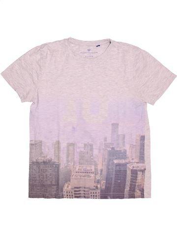 Camiseta de manga corta niño TOM TAILOR blanco 12 años verano #1499639_1