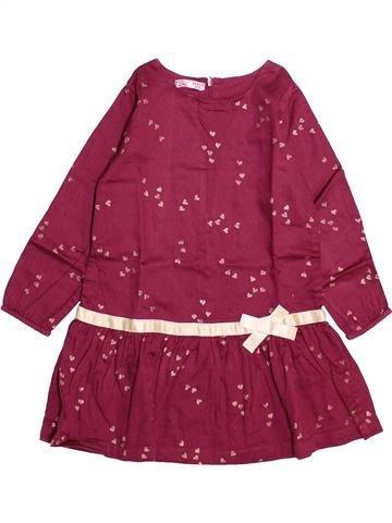 Vestido niña DPAM violeta 2 años invierno #1499728_1