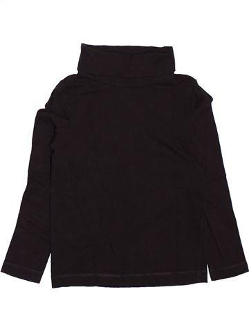 Camiseta de cuello alto unisex KIABI negro 3 años invierno #1499746_1