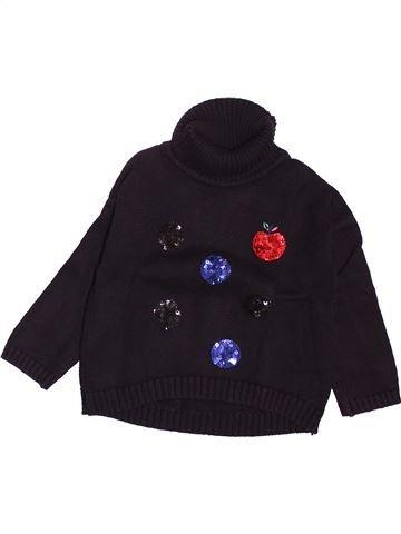 jersey niña DPAM negro 3 años invierno #1499760_1