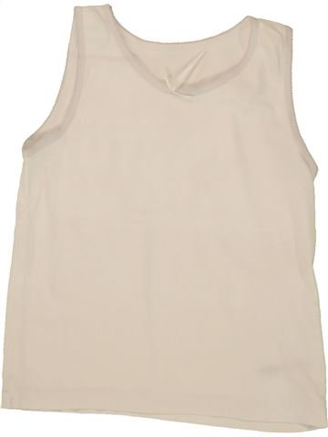 Camiseta sin mangas niña NUTMEG azul 9 años verano #1499828_1