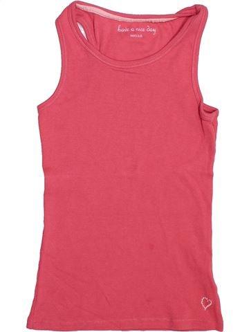 Camiseta sin mangas niña NEXT rosa 10 años verano #1499859_1