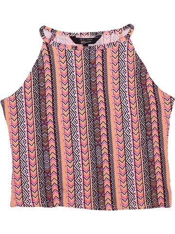 Camiseta sin mangas niña NEW LOOK rosa 15 años verano #1499866_1