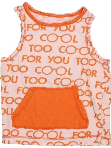 Top - Camiseta de tirantes niño ORCHESTRA beige 3 años verano #1499899_1
