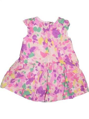 Vestido niña ZARA rosa 12 meses verano #1499929_1