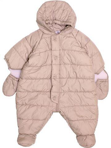 Mono-polar niño PETIT BATEAU rosa 12 meses invierno #1499956_1