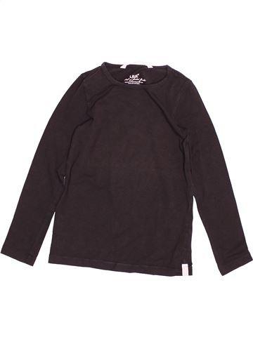 Camiseta de manga larga niña H&M beige 8 años invierno #1499971_1