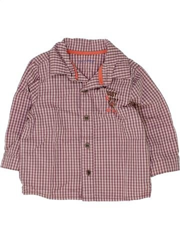 Camisa de manga larga niño SUCRE D'ORGE rosa 9 meses invierno #1500367_1