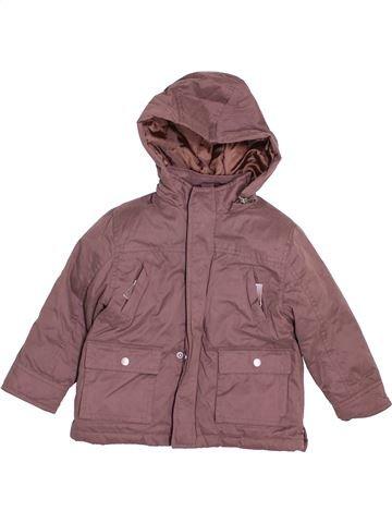 Abrigo niño CYRILLUS violeta 3 años invierno #1500756_1