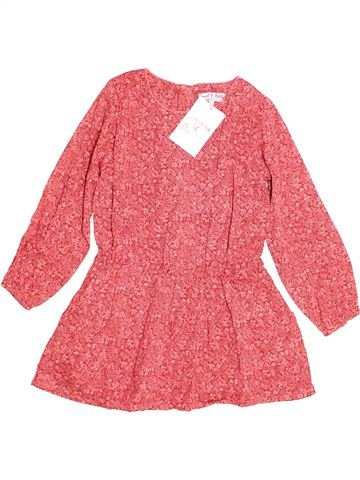 Robe fille C&A rose 4 ans hiver #1500805_1