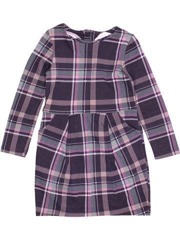 Robe fille H&M bleu 6 ans hiver #1500810_1