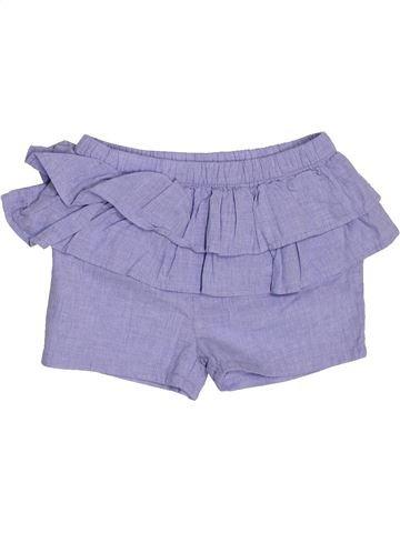 Short - Bermuda fille H&M violet 9 mois été #1501175_1
