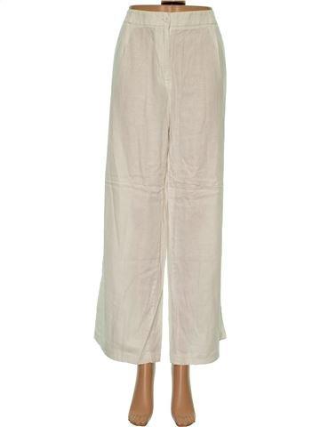 Pantalón mujer M&S 46 (XL - T3) verano #1501304_1