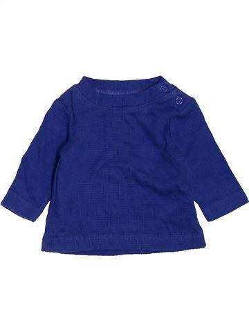 Camiseta de manga larga niño MOTHERCARE azul 0 meses invierno #1501330_1