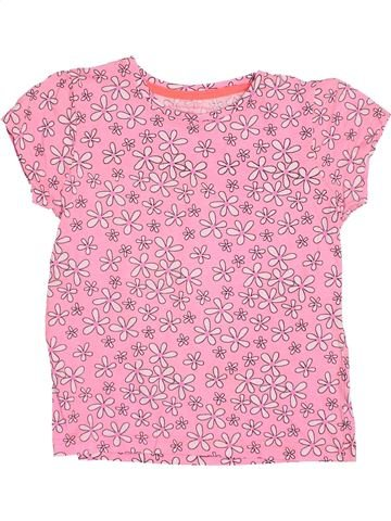 Camiseta de manga corta niña PRIMARK rosa 8 años verano #1501357_1