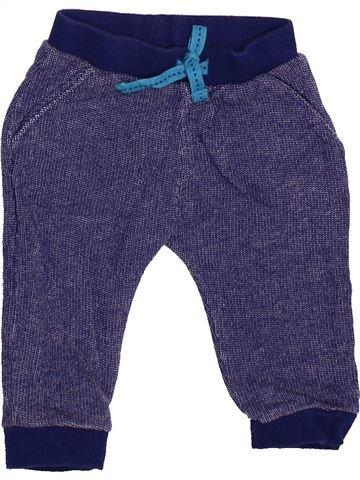 Pantalón niño MINI CLUB azul 6 meses invierno #1501364_1