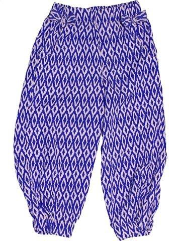 Pantalón niña PEP&CO violeta 18 meses verano #1501395_1