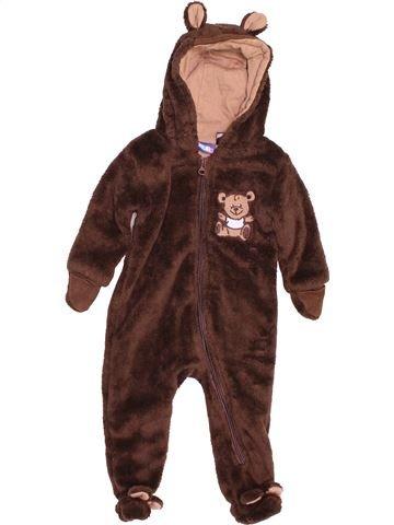 Mono-polar niño LUPILU marrón 6 meses invierno #1501429_1