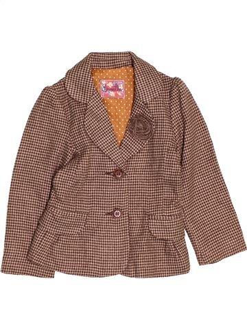 Chaqueta niña MOTHERCARE marrón 4 años invierno #1501469_1