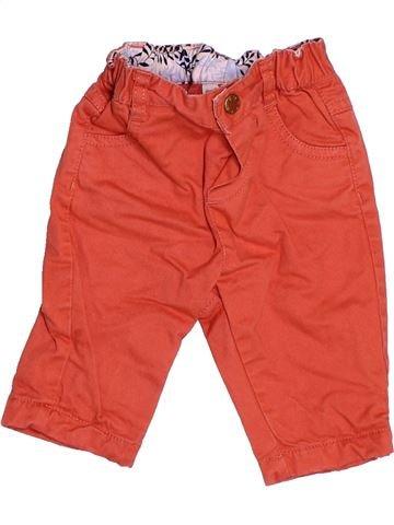 Pantalón niño DEBENHAMS rojo 3 meses invierno #1501935_1
