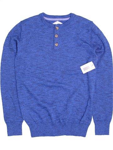 jersey niño MATALAN azul 12 años invierno #1501975_1