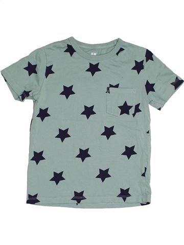 Camiseta de manga corta niño H&M gris 6 años verano #1502257_1