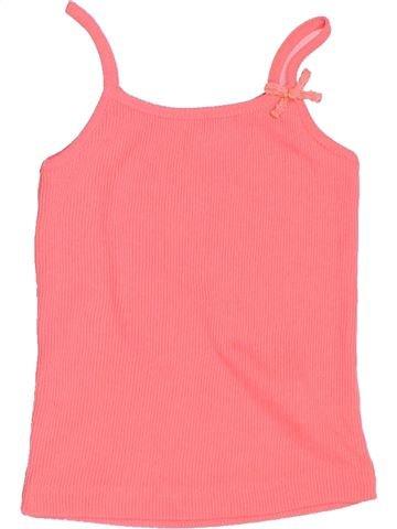 Camiseta sin mangas niña BOUT'CHOU rosa 18 meses verano #1502665_1