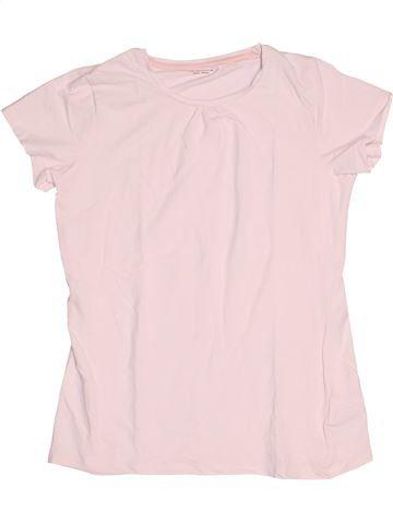 T-shirt manches courtes fille VERTBAUDET rose 14 ans été #1502827_1