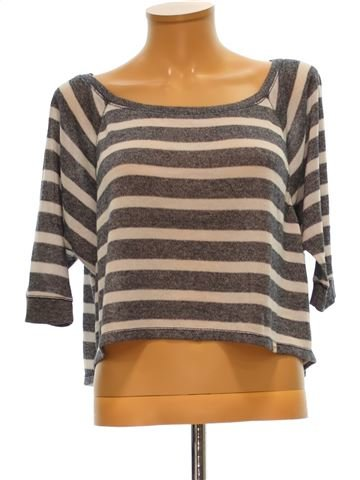 Pull, Sweat femme HOLLISTER M hiver #1502880_1