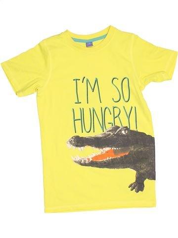 Camiseta de manga corta niño DOPODOPO amarillo 8 años verano #1503202_1