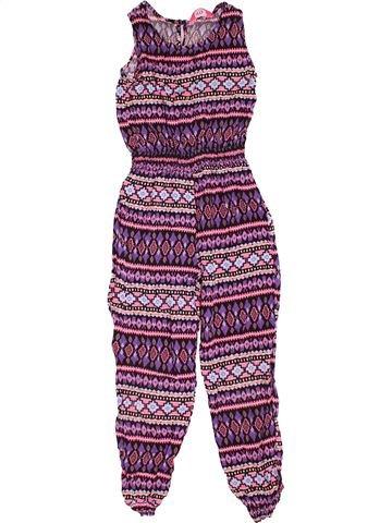 Combinación larga niña PRIMARK violeta 8 años verano #1503897_1