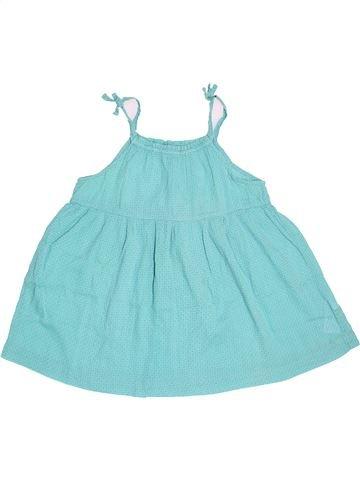 Blusa de manga corta niña VERTBAUDET azul 12 años verano #1504009_1