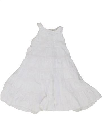 Vestido niña VYNIL FRAISE blanco 3 años verano #1504129_1
