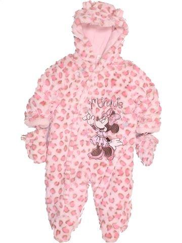 Mono-polar niña DISNEY rosa 12 meses invierno #1504597_1