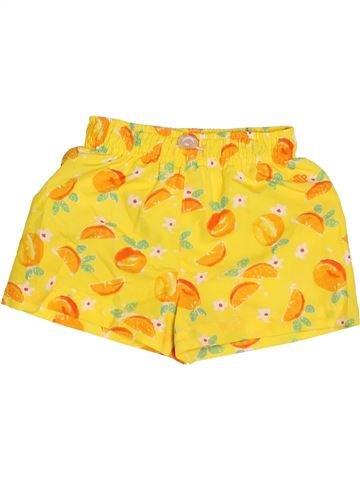 Maillot de bain garçon TUTTO PICCOLO jaune 2 ans été #1504720_1