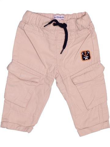 Pantalón niño VERTBAUDET rosa 3 meses invierno #1506137_1