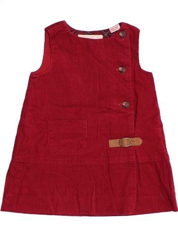 Robe fille ZARA rouge 12 mois hiver #1506873_1