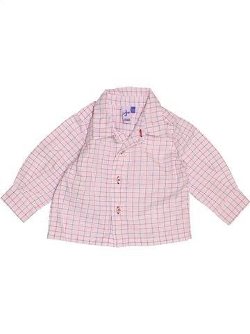 Camisa de manga larga niño JASPER CONRAN violeta 6 meses invierno #1506981_1