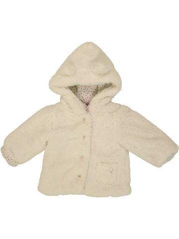 Veste fille ORCHESTRA beige 3 mois hiver #1507395_1
