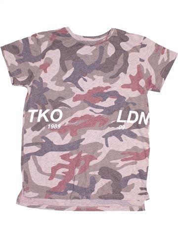 T-shirt manches courtes garçon PRIMARK violet 13 ans été #1508022_1