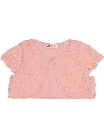 Boléro fille H&M rose 9 ans été #1508256_1