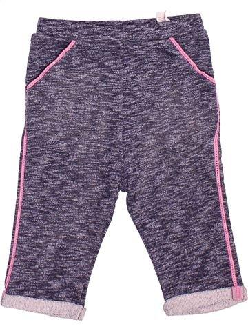 Pantalon fille IKKS bleu 12 mois hiver #1508703_1