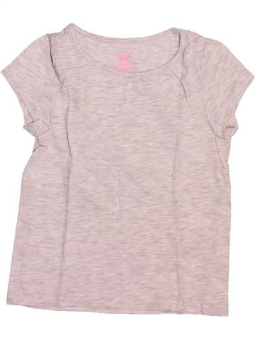 Camiseta de manga corta niña H&M rosa 2 años verano #1508706_1