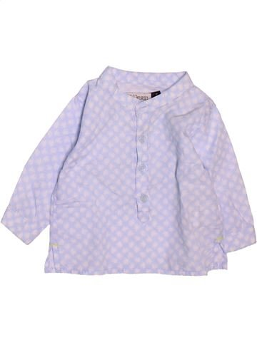 Camisa de manga larga niño JEAN BOURGET blanco 3 meses invierno #1508916_1